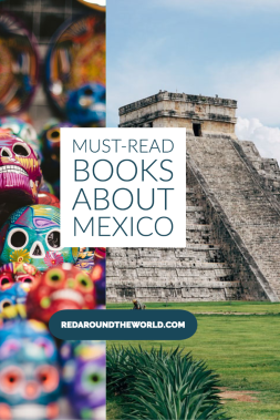 These are some of the best books set in Mexico. They are perfect books to read before a trip to Mexico & include Mexican novels & non-fiction books in Mexico. Mexico books | Mexico travel books | books set in Mexico | books about Mexico| Mexican novels | Mexican non-fiction | travel books | best travel books | Books about life in mexico
