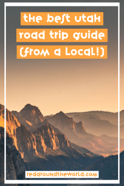 This is the ultimate guide to help you plan a southern Utah road trip. See the Utah national parks, state parks, and scenic drives. The perfect Utah road trip. Utah national parks | Utah road trip | hiking in Utah | best things to do in Utah | Utah hikes | Utah road trip itinerary | national parks in Utah | Utah hiking | utah travel | Utah national park road trip | Utah state parks | Utah national parks | arches national park | zion national park | canyonlands | Bryce canyon | Capitol Reef