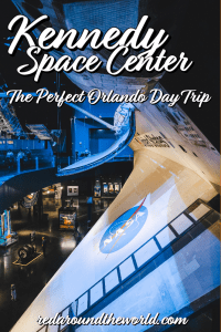It would be easy to spend a few days at the space center, but this will help you plan one day at the Kennedy Space Center in Titusville, Florida. This makes for a great Orlando day trip.