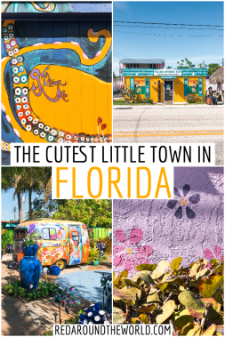 Matlacha, Florida is the cutest little colorful town in the sunshine state. Spend a day here on the water and walking through the galleries. Florida road trip stops | best towns in Florida | matlacha Florida | cute Florida towns | Florida photography | Florida Instagram spots | Instagram spots in Florida | Florida vacation | Florida things to do