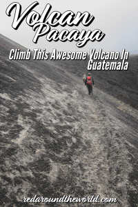 One must-do activity in Guatemala is to climb Volcan Pacaya in Antigua, an active volcano just outside of Guatemala City. It's the perfect sunset hike. Guatemala things to do   Antigua things to do   Antigua Guatemala   Backpacking Guatemala   volcanos in Guatemala   volcan pacaya antigua   climb volcan pacaya   volcan pacaya hike   Guatemala backpacking things to do   Guatemala vacation   volcano hike in central America   volcano hike in guatemala