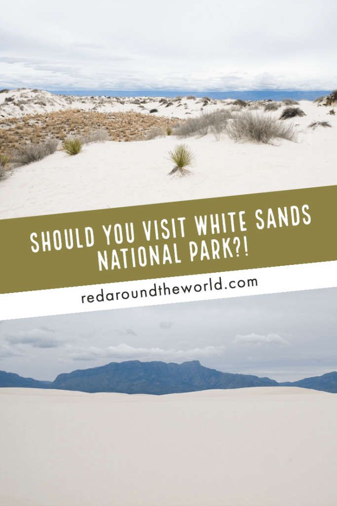 Visit White Sands National Park on the ultimate New Mexico road trip. This will help you plan a trip to White Sands National Park. White Sands New Mexico | white sands national park new Mexico | white sands new Mexico photography | white sands national monument | white sands national park | national parks in new Mexico | sand dunes in the USA | new Mexico things to do | new Mexico vacation | new Mexico road trip