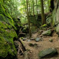 Get Lost In A Fairytale On The Ledges Trail In Cuyahoga Valley National Park