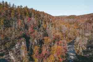 linville falls trail north carolina