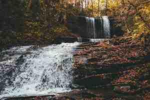 grassy creek falls north carolina