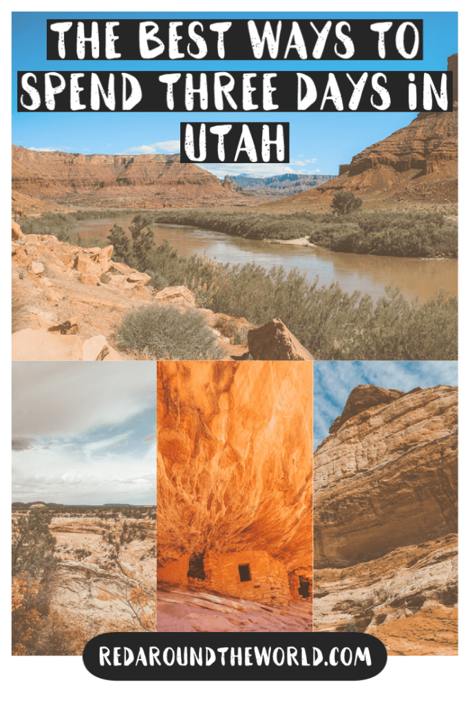 A Utah road trip in three days is tough but doable.  You can still see so many amazing places on a three day utah road trip full of adventure and national parks. Utah road trip | utah road trip 3 days | utah road trip three days | three day utah road trip | three days in utah | three days in utah itinerary | utah three day itinerary | utah national parks | moab things to do | zion things to do | Utah vacation | utah things to do
