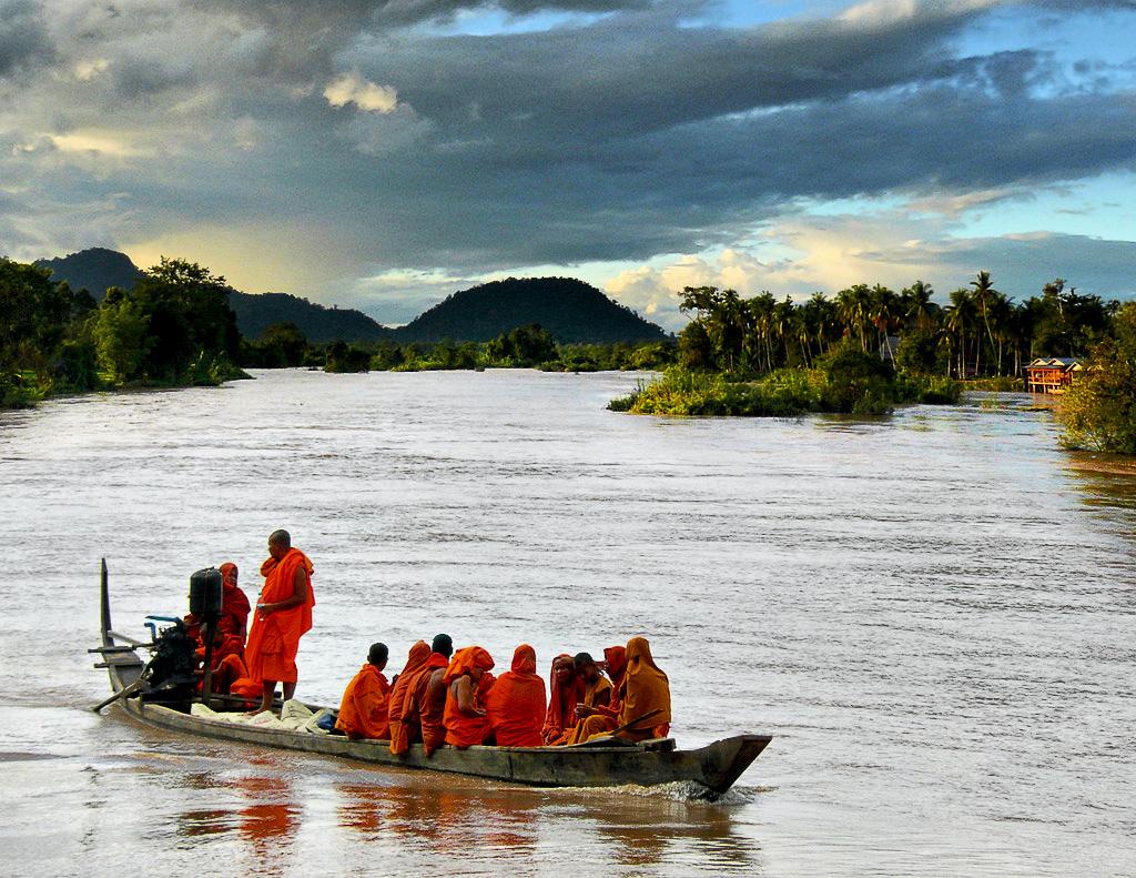 это было реки юго восточной азии фото вид