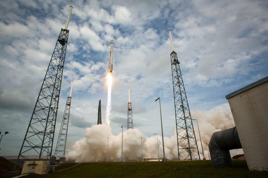 MAVEN Atlas V Launch