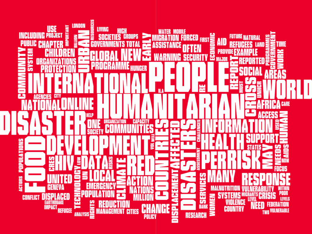 Complexity in humanitarian and development