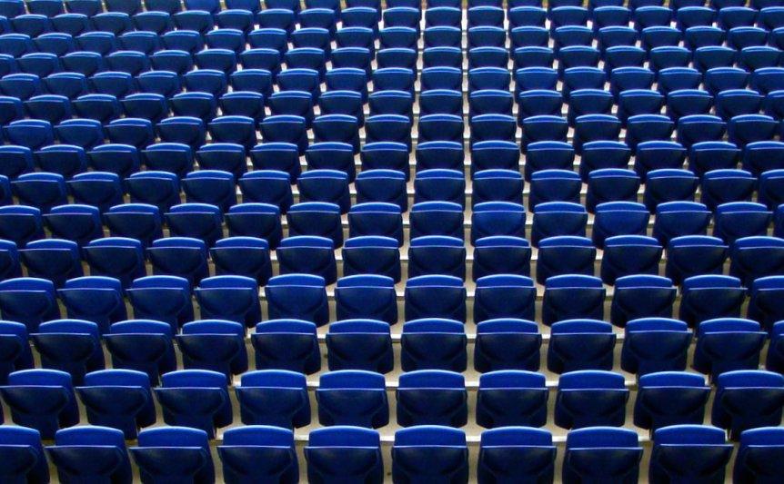 Empty Seats (Jon Candy/flickr.com)