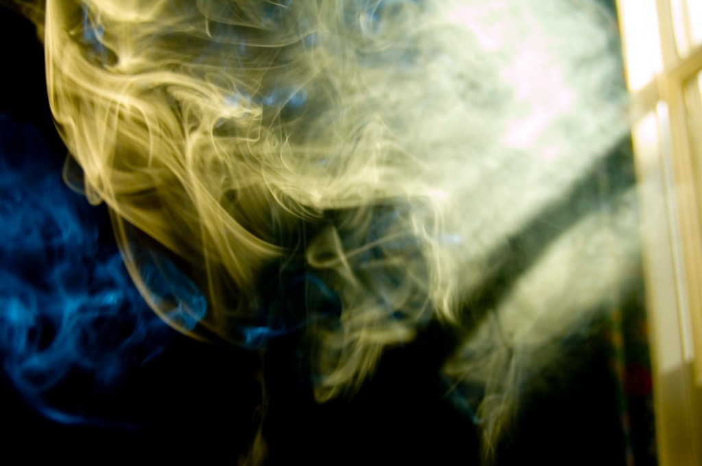 Smoke (Paul Bence/flickr.com)