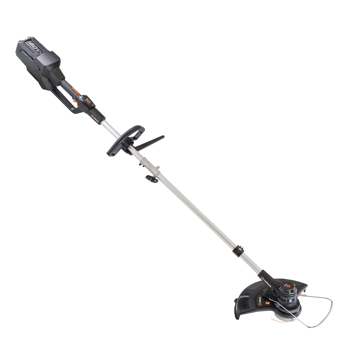 New Redback 120v Lithium Ion Cordless String Trimmer