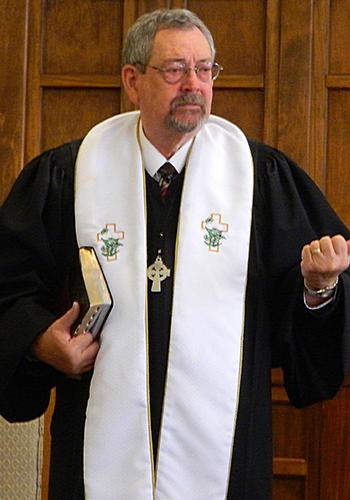 Pastor Jim Buttram