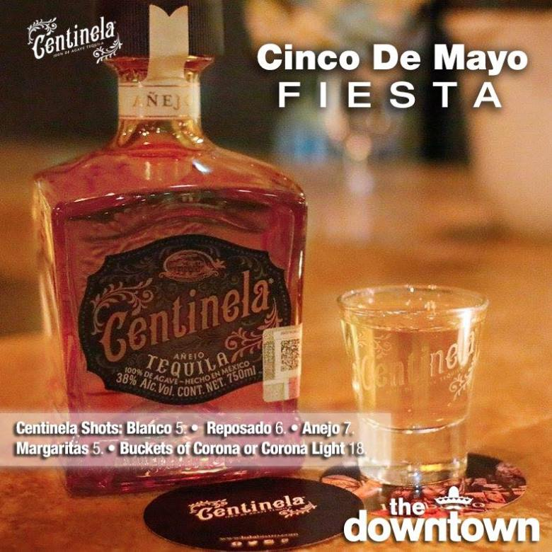 The Downtown Cinco De Mayo 2016