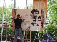 Indie Street Film Festival Art Show 3