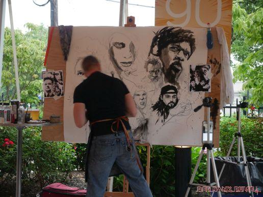 Indie Street Film Festival Art Show 5