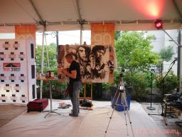 Indie Street Film Festival Art Show 6