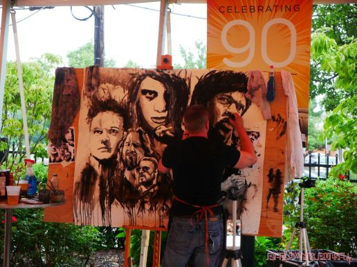 Indie Street Film Festival Art Show 9