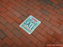 62nd Annual Red Bank Sidewalk Sale 3