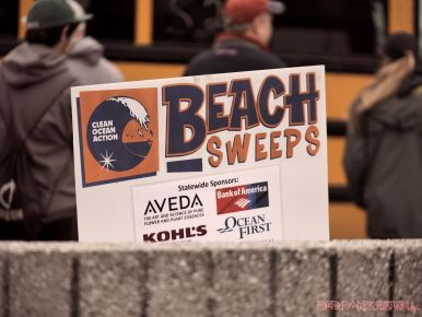 Clean Ocean Action Beach Sweeps 52 of 64