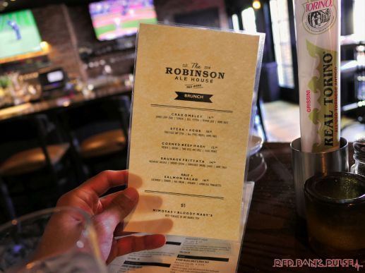 The Robinson Ale House Brunch 1 of 23