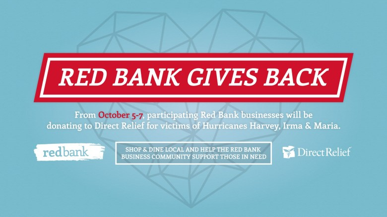 Red Bank Gives Back