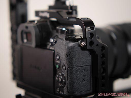 SmallRige Cage Panasonic Lumix G85 10 of 22