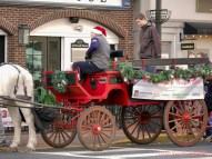 Red Bank Holiday Decorations Horse Rides 17 of 33