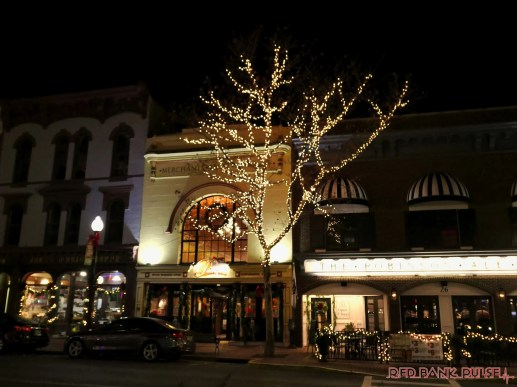 Red Bank Holiday Lights 2 of 7