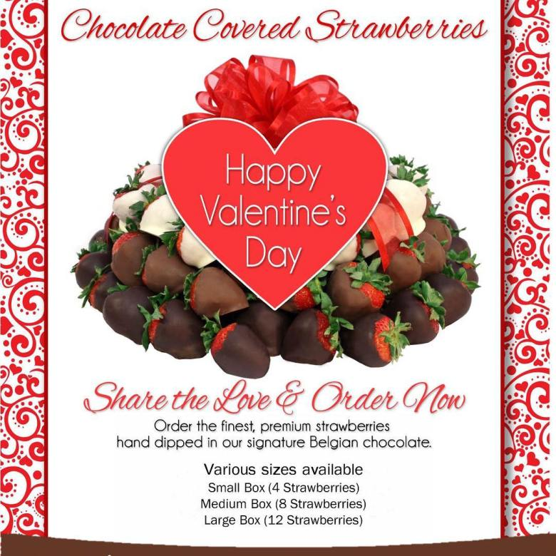 Chocolate Works of Red Bank Valentine's Day