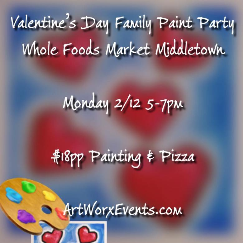Whole Foods Middletown Valentine's Day