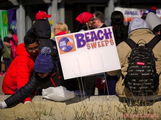 Clean Ocean Action Beach Sweeps 2018 14 of 64