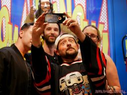 Kevin Smith at Jay & Silent Bob's Secret Stash on 5-5-2018 11 of 52