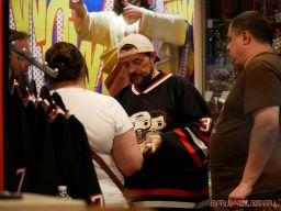 Kevin Smith at Jay & Silent Bob's Secret Stash on 5-5-2018 3 of 52
