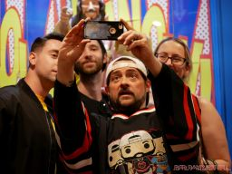 Kevin Smith at Jay & Silent Bob's Secret Stash on 5-5-2018 9 of 52