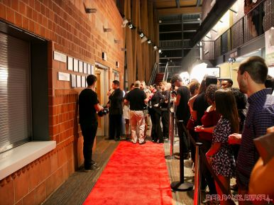 Monmouth Film Festival 2018 Networking 2 of 20