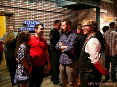 Monmouth Film Festival 2018 Networking 9 of 20