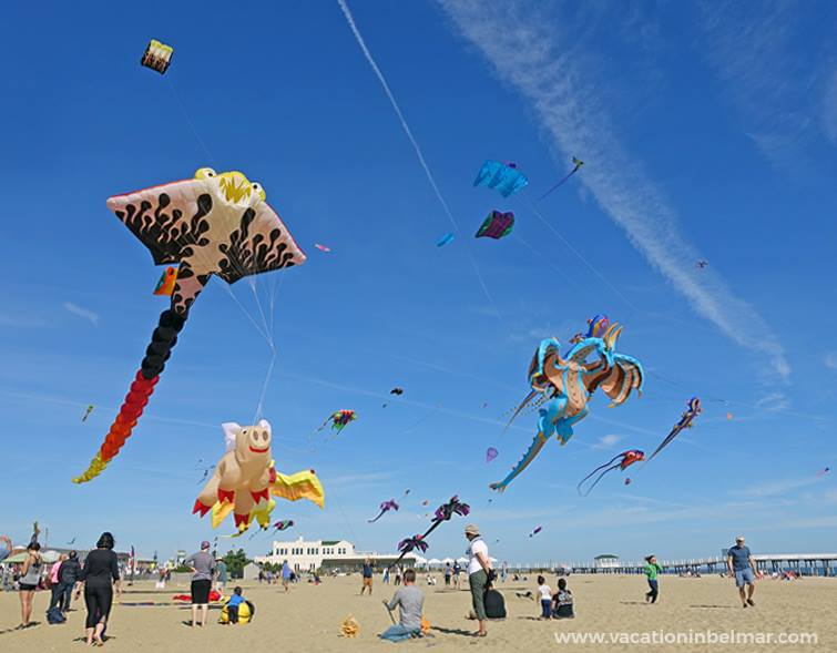 Belmar Kite Festival