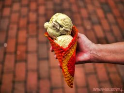 Coney Waffle Red Bank National Ice Cream Cone Day 2 of 49