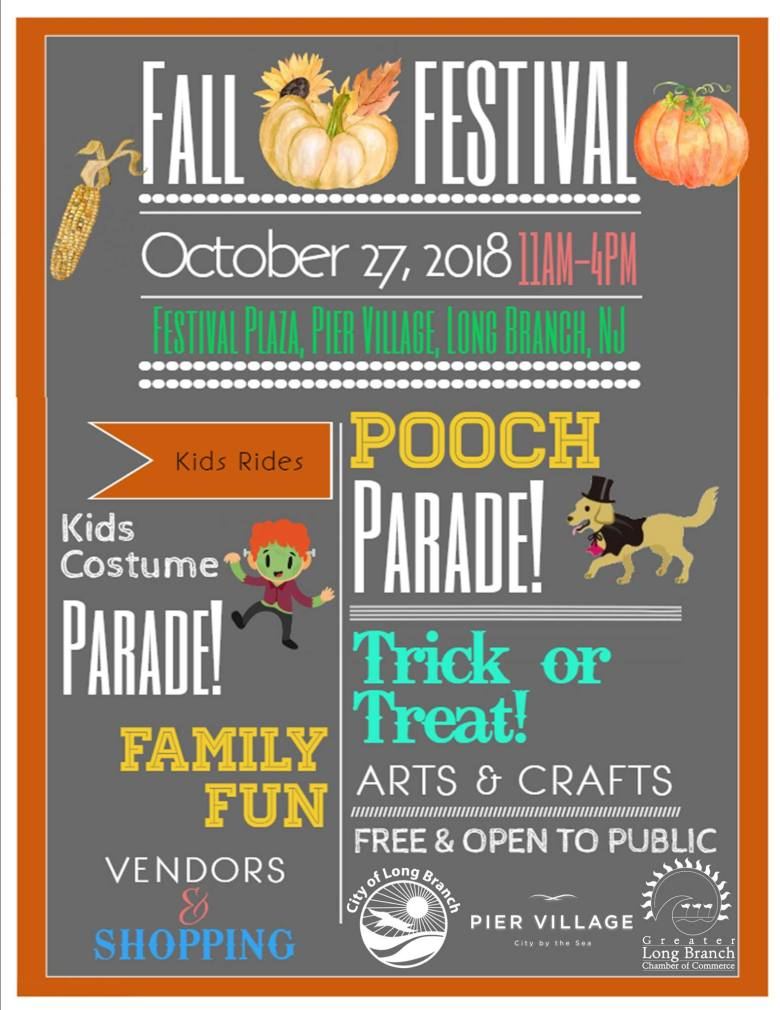 Long Branch Fall Festival and Pooch Parade 2018