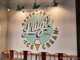 Luigi's Ice Cream Red Bank National Ice Cream Cone Day 14 of 22