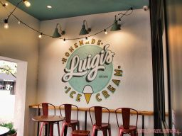 Luigi's Ice Cream Red Bank National Ice Cream Cone Day 15 of 22