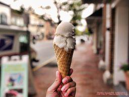 Luigi's Ice Cream Red Bank National Ice Cream Cone Day 3 of 22