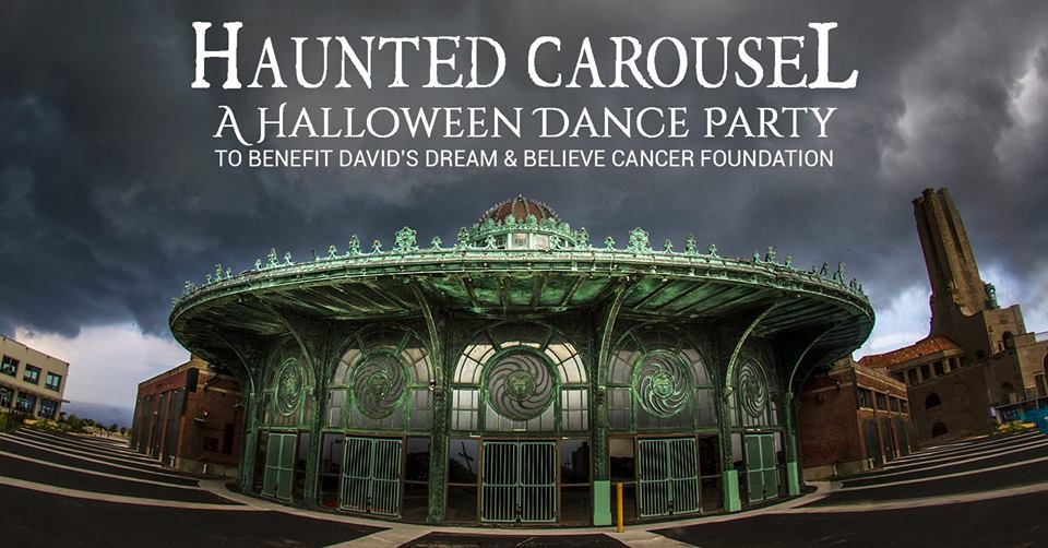Asbury Park Halloween Party 2020 Haunted Carousel Halloween Party in Asbury Park to feature open