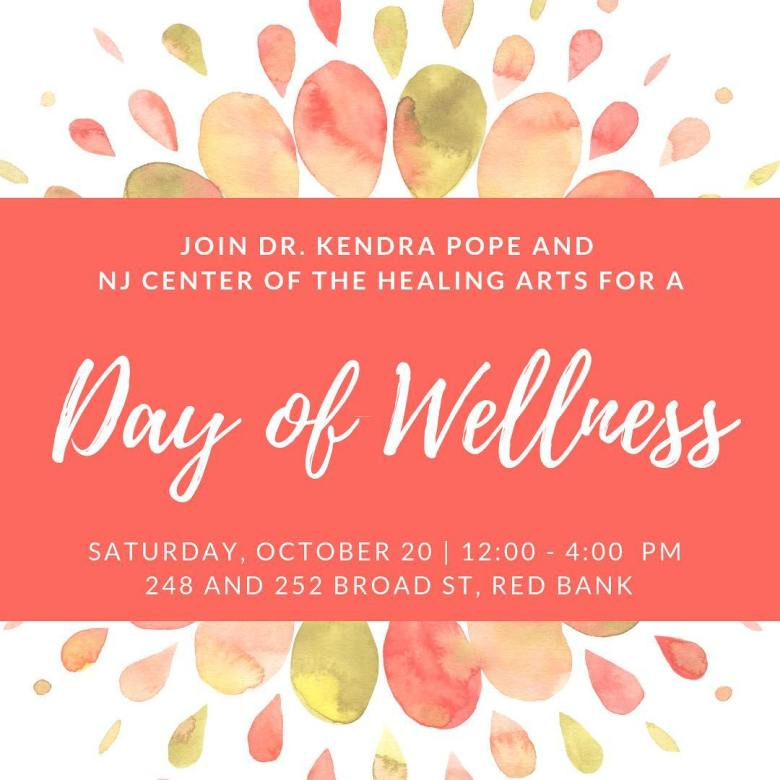 Health and Wellness Festival Dr Kendra Pope