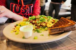 Toast Red Bank 15 of 18 bacon eggs cheese hash
