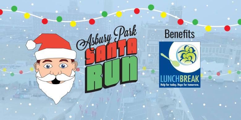 Asbury Park Santa Run 2018