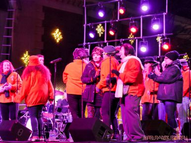 Holiday Express Concert Town Lighting 103 of 150