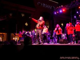 Holiday Express Concert Town Lighting 115 of 150