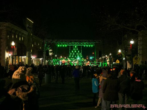 Holiday Express Concert Town Lighting 127 of 150